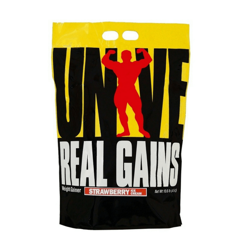 Real Gains (3110g) Universal Nutrition