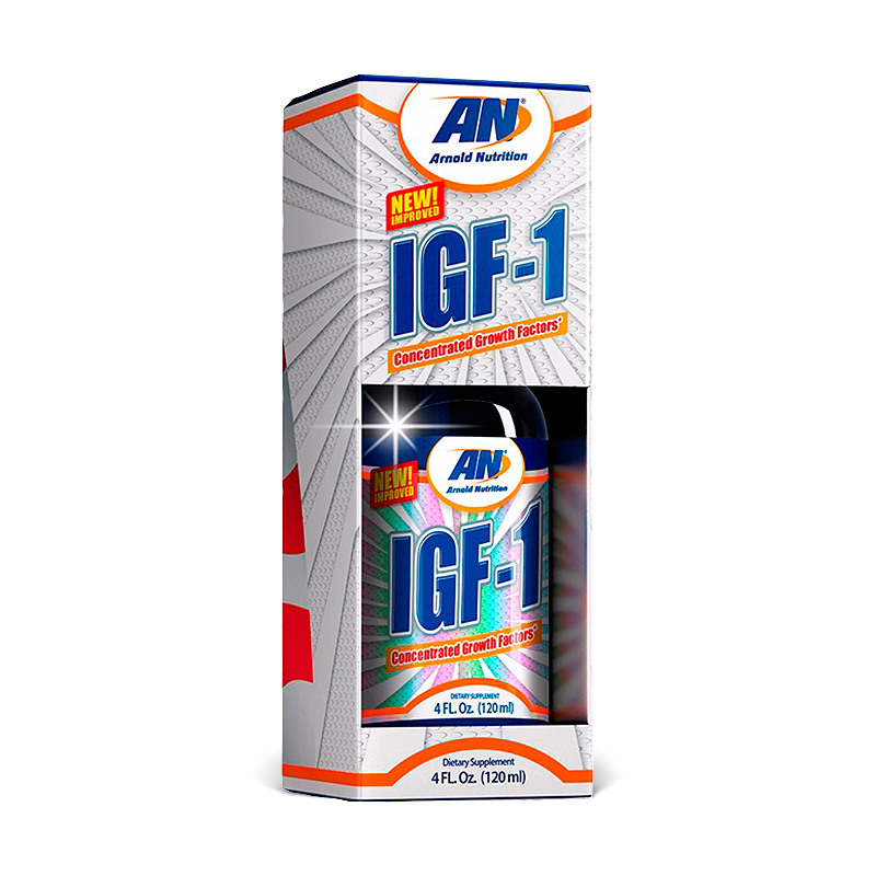 IGF-1 Spray (120ml) Arnold Nutrition
